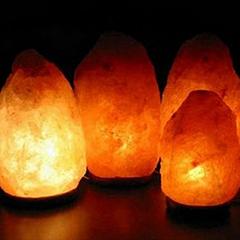 Солевые лампы Гималайская соль