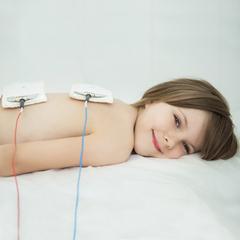 Электроды с токопроводящей тканью