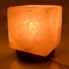 Солевые лампы куб