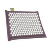 Relaxmat Массажный коврик 40x30 белый/графит инструкция