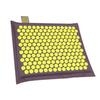Relaxmat Массажный коврик 40x30 желтый/графит описание