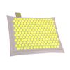 Relaxmat Массажный коврик 40x30 желтый/эко описание