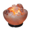 Солевая лампа Ваза с камнями 6-10 кг
