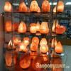 Солевая лампа Скала 2-3 кг самовывоз
