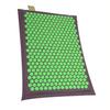 Relaxmat Массажный коврик 60x40 зеленый/графит описание