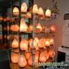 Солевая лампа Скала 25-30 кг морской воздух