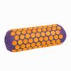 Relaxmat Массажный валик оранжевый/фиолетовый купить