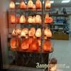 Солевая лампа Обелиск эффект солевых пещер