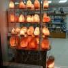 Солевая лампа Скала 10-15 кг эффект морского воздуха