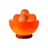 Солевая лампа Ваза с шарами 2-3 кг отзывы