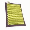 Relaxmat Массажный коврик 60x40 желтый/графит описание