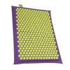 Relaxmat Массажный коврик 60x40 желтый/фиолетовый купить