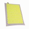 Relaxmat Массажный коврик 60x40 желтый/эко описание